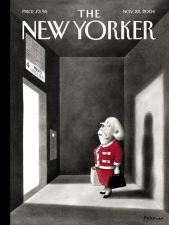 The New Yorker Cover - November 22, 2004