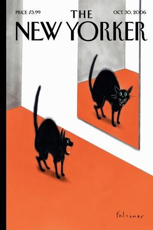 The New Yorker Cover - October 30, 2006