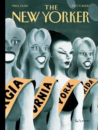 The New Yorker Cover - October 9, 2000
