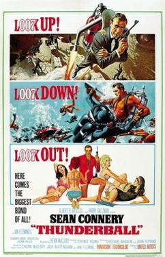 "Ian Fleming's Thunderball, 1965, ""Thunderball"" Directed by Terence Young"