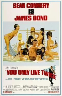 "Ian Fleming's You Only Live Twice, 1967, ""You Only Live Twice"" Directed by Lewis Gilbert"