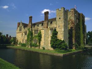 Hever Castle (1270-1470), Childhood Home of Anne Boleyn, Edenbridge, Kent, England, UK by Ian Griffiths