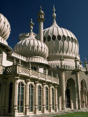 Royal Pavilion, Built by the Prince Regent, Later King George Iv, Brighton, Sussex, England by Ian Griffiths