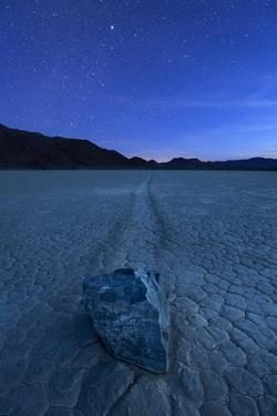 """Death Valley National Park, California: """"Moving"""" Rocks Of The Famous Racetrack by Ian Shive"""