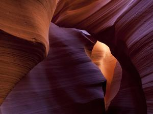 Lower Antelope Canyon Rock Formations, Arizona by Ian Shive