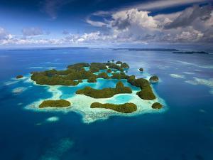 Palau and 70 Mile Islands by Ian Shive