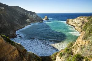 Santa Cruz Island, Channel Islands National Park, California: Hiking At Potato Harbor by Ian Shive
