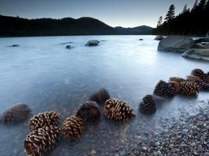 Scenic Landscape at Independence Lake, California. by Ian Shive