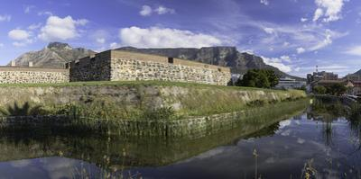 Castle of Good Hope, Cape Town, Western Cape, South Africa, Africa