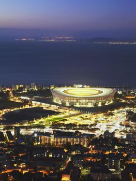 City Hall, City Bowl, Cape Town, Western Cape, South Africa by Ian Trower