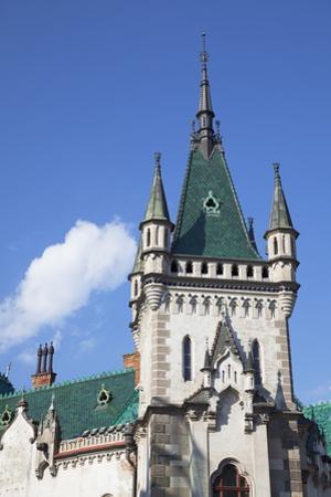 Jakab's Palace, Kosice, Kosice Region, Slovakia, Europe by Ian Trower