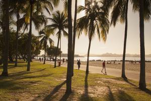 People, Flamengo Beach, Rio De Janeiro, Brazil, South America by Ian Trower