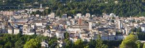 View of Ascoli Piceno, Le Marche, Italy by Ian Trower