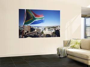 View of Downtown Port Elizabeth, Eastern Cape, South Africa by Ian Trower