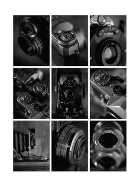 B&W Cameras by Ian Winstanley