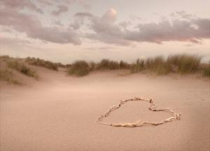 Love in the Dunes by Ian Winstanley