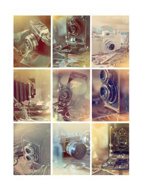 Vintage Cameras by Ian Winstanley