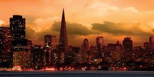 San Francisco Skyline by Icarus66