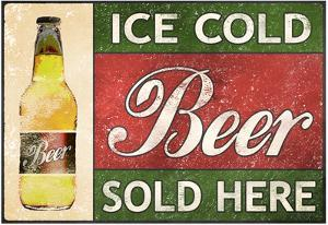 Ice Cold Beer Sold Here