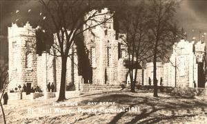 Ice Palace, 1941, St. Paul, Minnesota