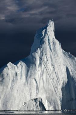 Icebergs in Disko Bay