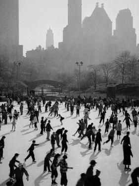 Iceskating in New York