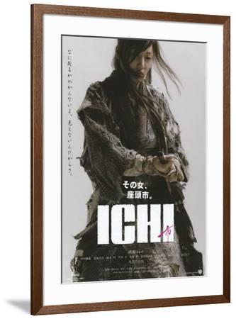 Ichi - Japanese Style--Framed Poster