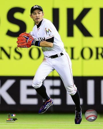 Ichiro Suzuki 2016 Action