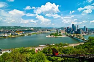 Pittsburgh by Ida C. Shum
