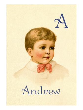 A for Andrew