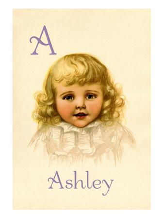 A for Ashley