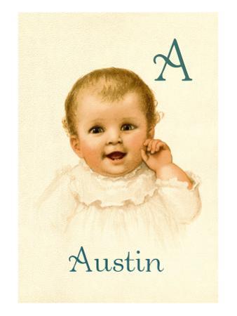 A for Austin