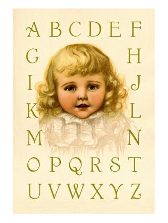 Big Girl Alphabet
