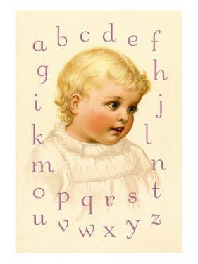 Blondie's Alphabet by Ida Waugh