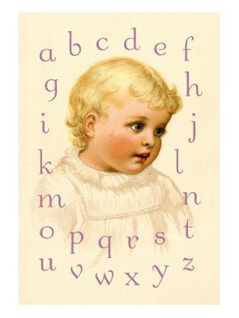 Blondie's Alphabet
