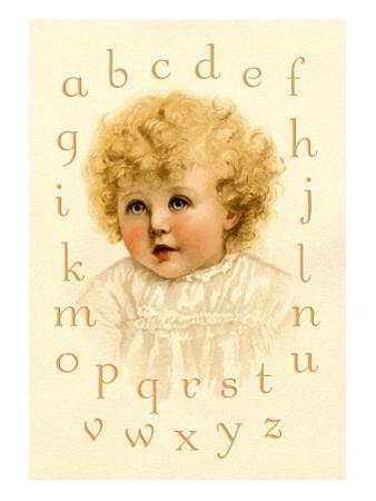 Little Girl's Alphabet