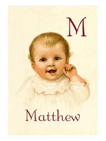 M for Matthew