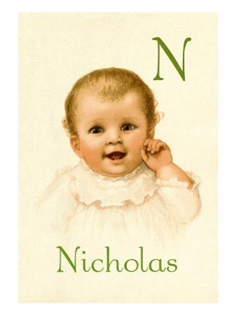 N for Nicholas