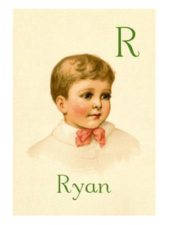 R for Ryan