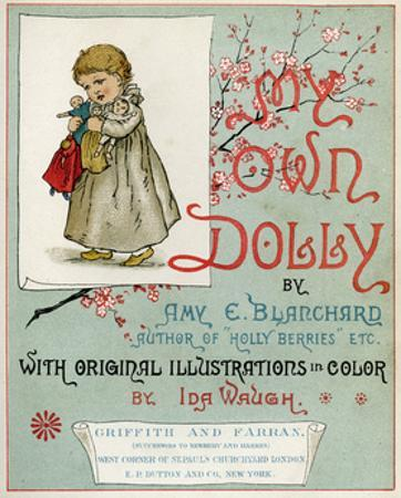 Title Page of 'My Own Dolly'