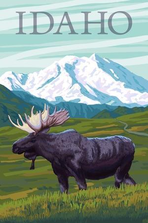 https://imgc.allpostersimages.com/img/posters/idaho-moose-and-mountain_u-L-Q1GQH1T0.jpg?p=0