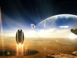 Idea Taken from Star Trek - Project Turns Dead and Lifeless Planets into Green Earth-Like Habitats