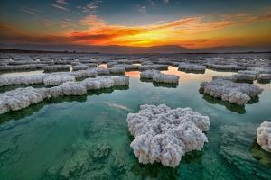 Crystal Sunrise by Ido Meirovich