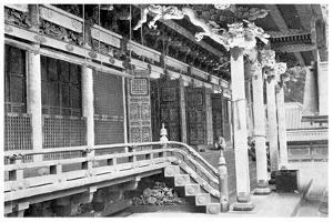 Ieyasu Temple, Japan, 1904