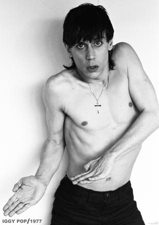 Iggy Pop- London February 1977