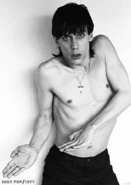 Iggy Pop- London February 1977
