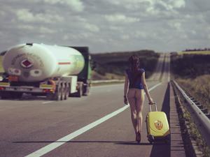 The Road.... by Igor Baranyuk