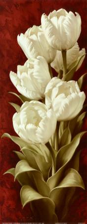 Magnificent Tulips II by Igor Levashov