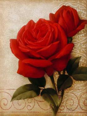 Ornamental Roses II by Igor Levashov