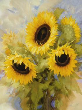 Sunflowers Dream by Igor Levashov